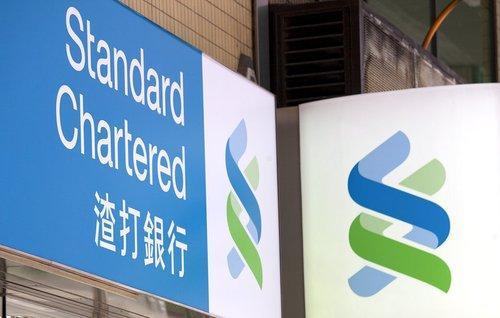 香港渣打银行